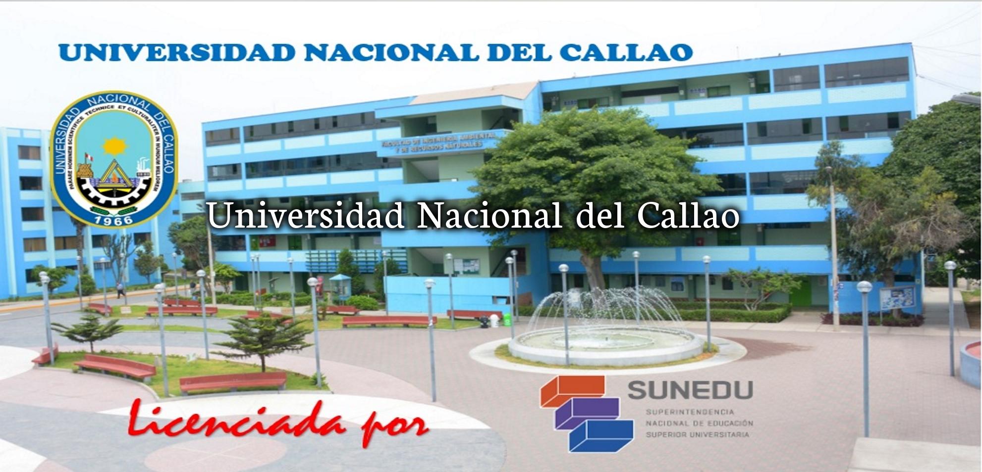 Escuela de Posgrado de la Universidad Nacional del Callao